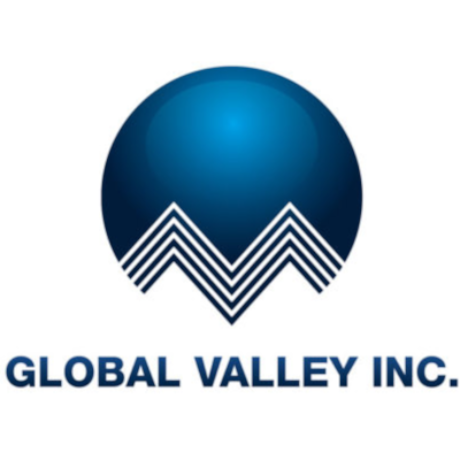 Free Global Valley Inc. Logo Template