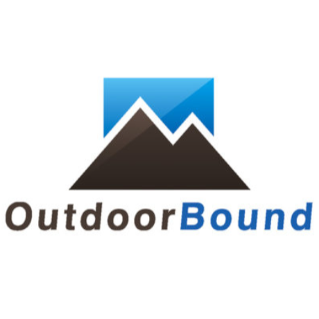 Free Outdoor Bound Logo Template