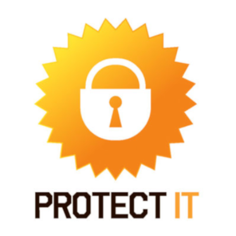 Free Protect It Logo Template
