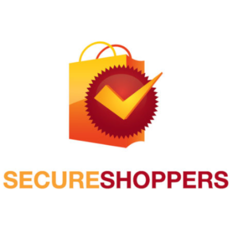 Free Secure Shoppers Logo Template