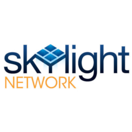 Free Skylight Network Logo Template