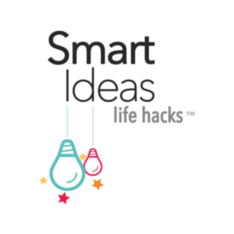 Free Smart Ideas Life Hacks Logo Template