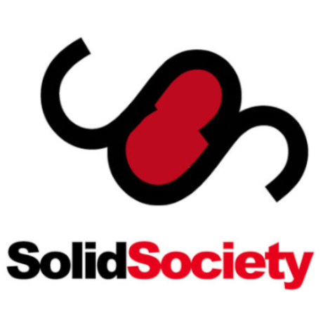 Free Solid Society Logo Template