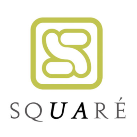 Free Simple Green Square Logo Template