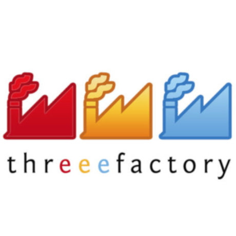 Free Threee Factory Logo Template
