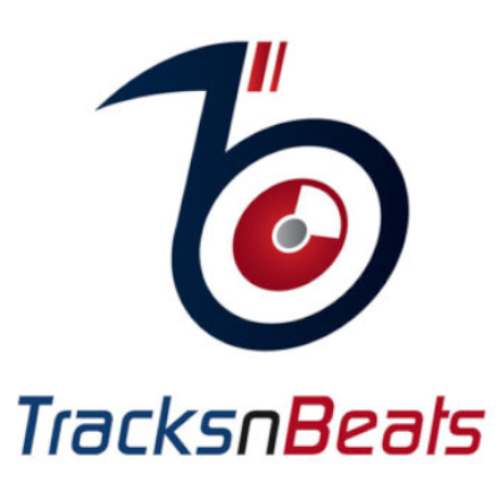 Free Tracks'n Beats Logo Template