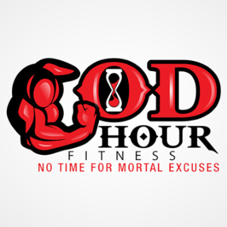 God Hour Fitness Logo