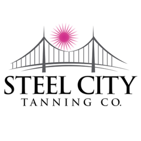 Steel City Tanning Co. Logo