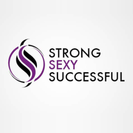 Strong Sexy Successful Logo