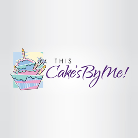 This Cake's By Me! Logo