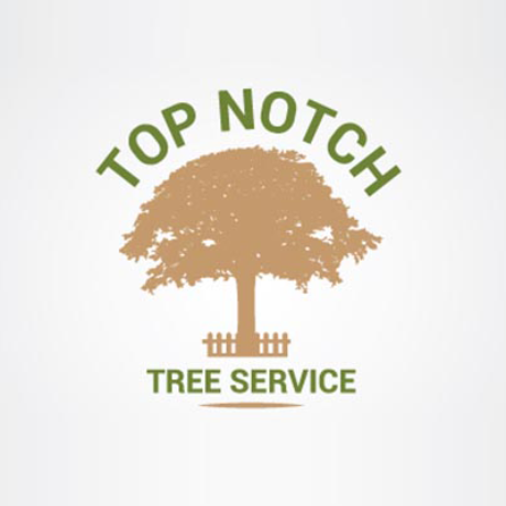 Top Notch Tree Service Logo