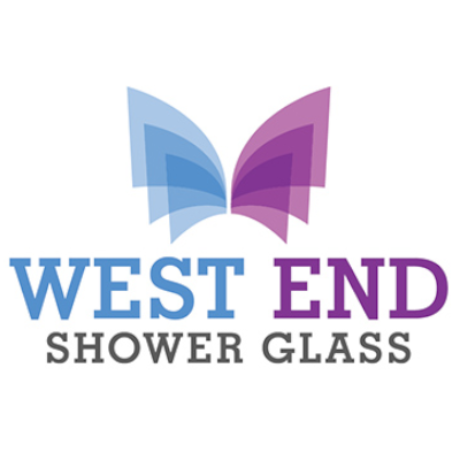 West End Shower Glass Logo