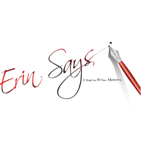 Erin Says Blog Logo