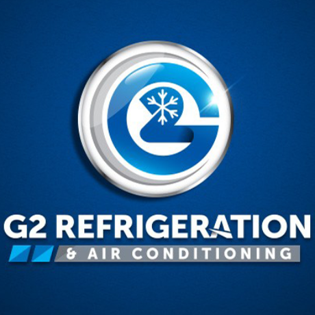 G2 Refrigeration & Air Conditioning Logo