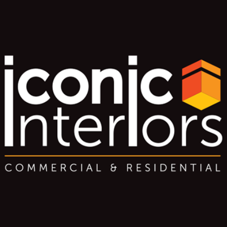 Iconic Interiors Commercial & Residential Logo