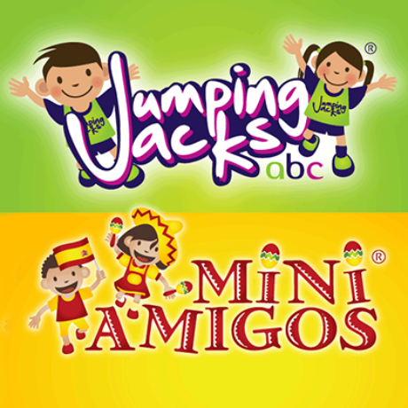 Jumping Jacks ABC Logo