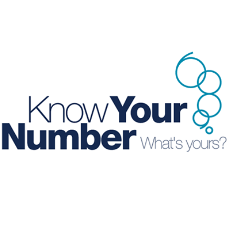 Know Your Number Logo