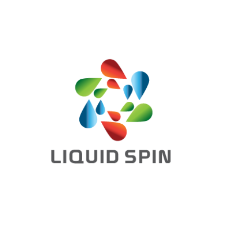 Liquid Spin Logo Template