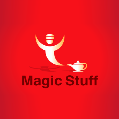 Magic Stuff Logo Template