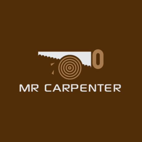 Mr Carpenter Logo Template
