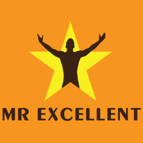 Mr Excellent Logo Template