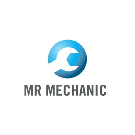 Mr Mechanic Logo Template