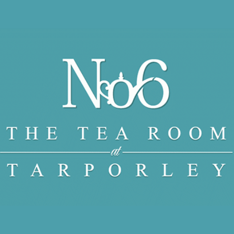 No.6 The Tea Room Tarporley Logo