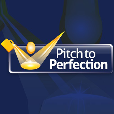 Pitch to Perfection Logo