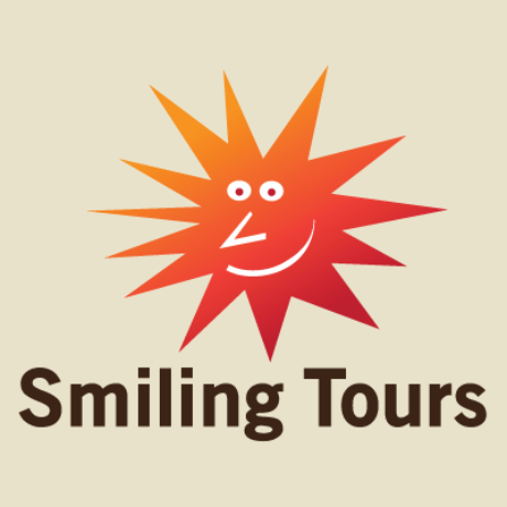 Smiling Tours Logo Template