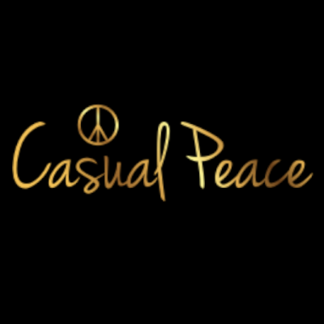Casual Peace Logo