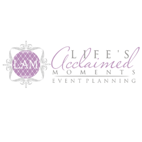 Life's Acclaimed Moments Event Planning Logo