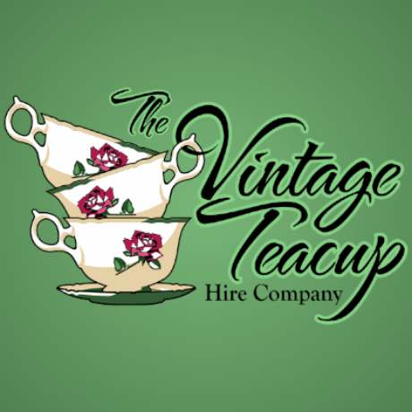 The Vintage Teacup Hire Company Logo