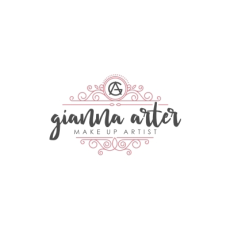 Gianna Arter Make Up Artist Logo