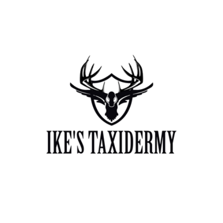 Glaise Creek Taxidermy Logo