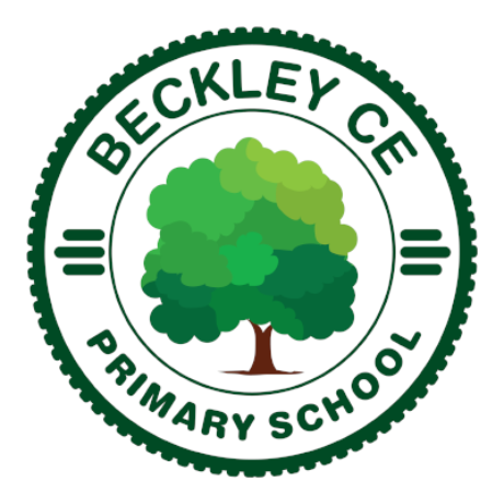 Beckley Ce Primary School Logo