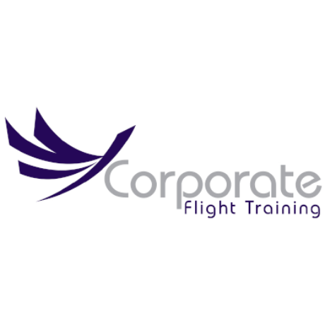 Corporate Flight Training Logo