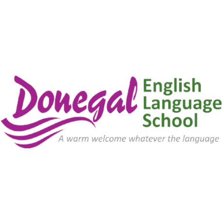 Donegal English Language School Logo