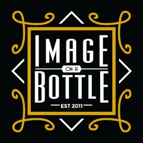 Image On A Bottle Logo