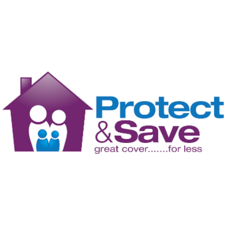 Protect & Save Logo