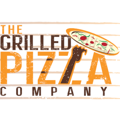 The Grilled Pizza Company Logo