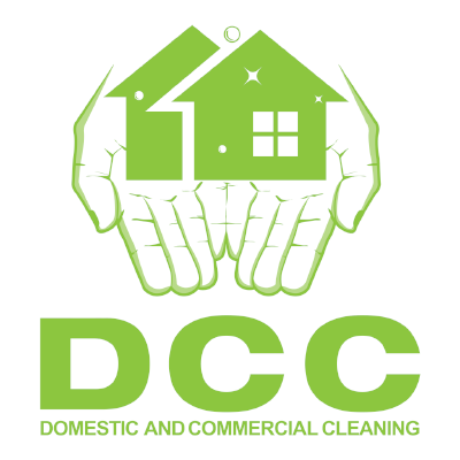 Domestic and Commercial Cleaning Logo