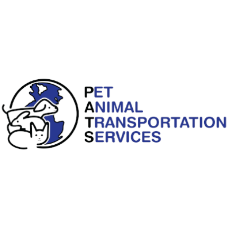 Pet Animal Transportation Services Logo