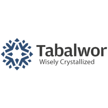 Tabalwor Wisely Crystallized Logo