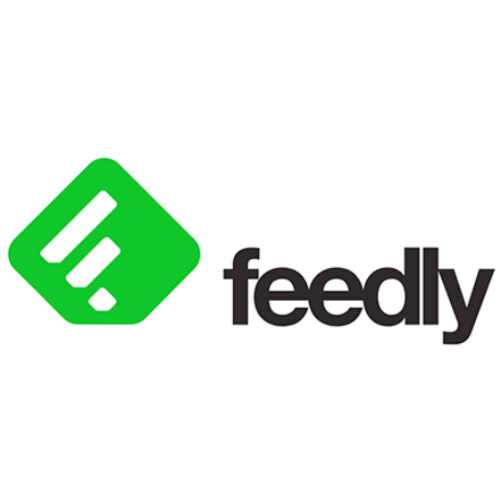 Feedly Newsreader Logo