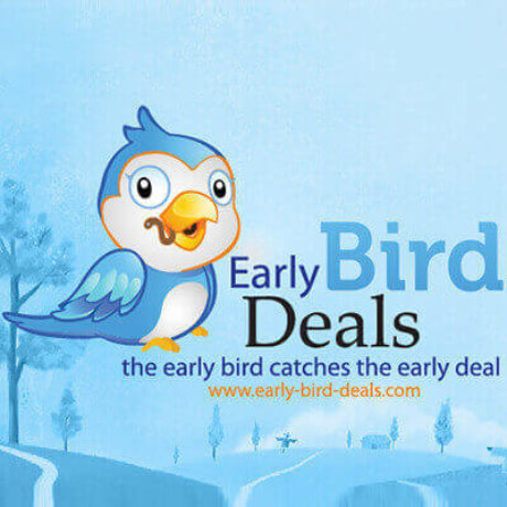 Early Bird Deals Logo