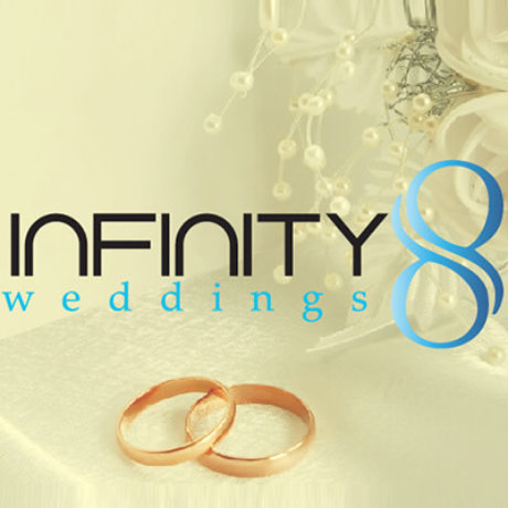 Infinity 8 Weddings Logo