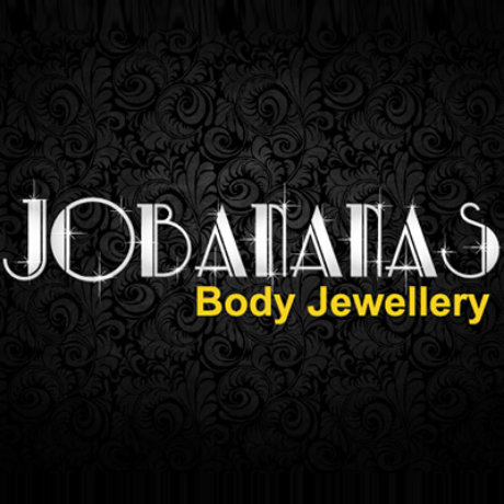 Jobananas Body Jewellery Logo