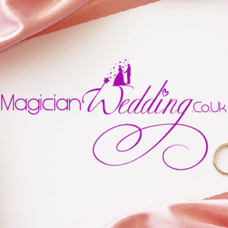 Magician Wedding Logo