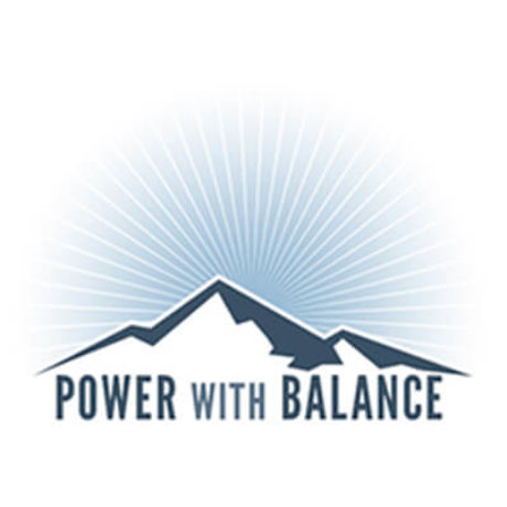 Power With Balance Logo