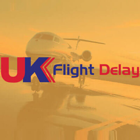 UK Flight Delay Logo